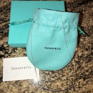 Tiffany and Co Smile Necklace